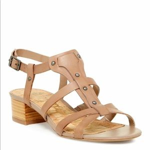 Sam Edelman Angela Leather Sandal